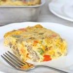 Yumurtalı Kahvaltı Tarifi 3