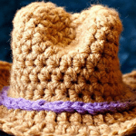 Amigurumi Kovboy Şapka Nasıl Yapılır? 3
