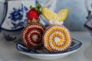Amigurumi Rulo Pasta Yapımı 23
