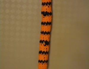 Amigurumi Tiger Çıngırak Yapılışı 19