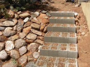 Beton Bloklardan Yapılmış 22 Yaratıcı Fikir 6