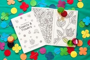 Küçülen Pastel Boyalar ve Ücretsiz Boyama Kitabı