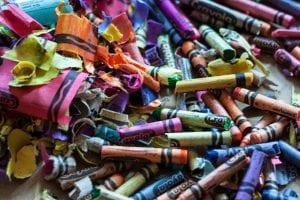 Boya Kalemleri ve Ücretsiz Boyama Kitabı 4