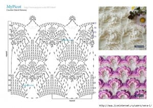 Çiçek Buketi Örgü Modeli Nasıl Yapılır? 1
