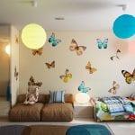 Çocuk Odası Dekorasyon Fikirleri 1