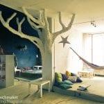Çocuk Odası Dekorasyon Fikirleri 31