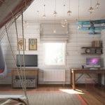 Çocuk Odası Dekorasyon Fikirleri 33
