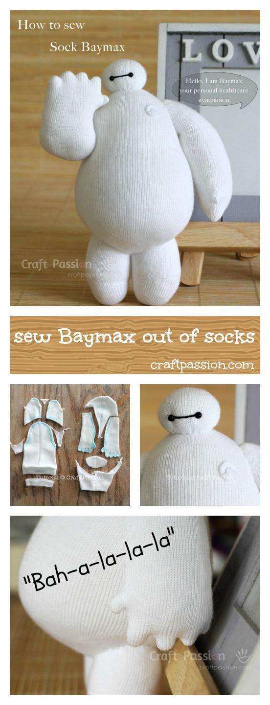 Çoraptan Oyuncak Yapımı İçin En Güzel 30 Örnek