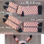 Çoraptan Oyuncak Modelleri ve Yapımı 16