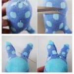 Çoraptan Oyuncak Modelleri ve Yapımı 23