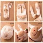 Çoraptan Oyuncak Modelleri ve Yapımı 26
