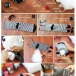 Çoraptan Oyuncak Modelleri ve Yapımı 32