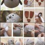 Çoraptan Oyuncak Modelleri ve Yapımı 41