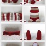 Çoraptan Oyuncak Modelleri ve Yapımı 42