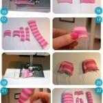 Çoraptan Oyuncak Modelleri ve Yapımı 54