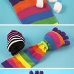 Çoraptan Oyuncak Modelleri ve Yapımı 75