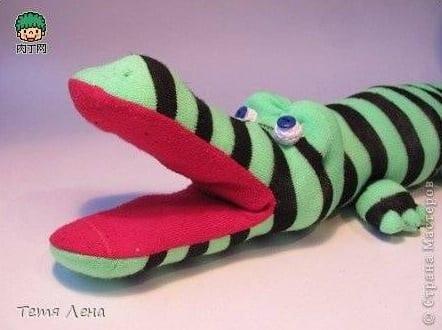 Çoraptan Oyuncak Modelleri ve Yapımı 86