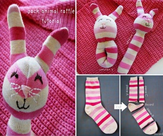 Çoraptan Oyuncak Modelleri ve Yapımı 87