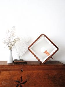 DIY, Ahşap Küp Lamba Yapılışı 9