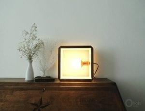 DIY, Ahşap Küp Lamba Yapılışı 10