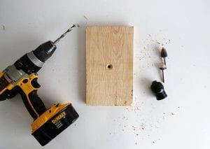 DIY, Ahşap Küp Lamba Yapılışı 2