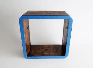 DIY, Ahşap Küp Lamba Yapılışı 5