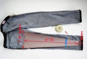 DIY, Eski Kot Pantolondan Halı Yapılışı 1