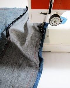 DIY, Eski Kot Pantolondan Halı Yapılışı 4