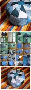 Eski Kot Pantolondan Yapılmış 13 İyi Fikir 11