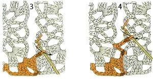 Motifli Bebek Battaniyesi Yapılışı 7