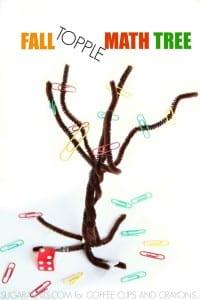 Okul Öncesi Etkinlik - Matematik Ağacı 2