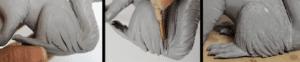 Polimer Kil ile Sevimli Hayvan Figürü Yapımı 14