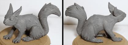 Polimer Kil ile Sevimli Hayvan Figürü Yapımı 15