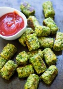Videolu, Brokoli Tots Nasıl Yapılır? 3