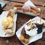 Videolu, Churro Çanaklar İçinde Dondurma Nasıl Yapılır? 1