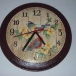 Videolu, Dekoratif Saat Modelleri ve Yapılışı 11