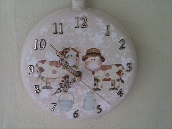 Videolu, Dekoratif Saat Modelleri ve Yapılışı 13