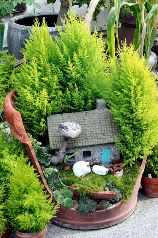 +75 Küçük Hobi Bahçeleri, Hayal Bahçeleri 12