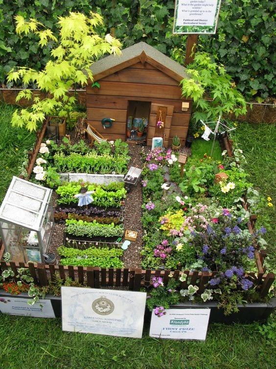 +75 Küçük Hobi Bahçeleri, Hayal Bahçeleri 21