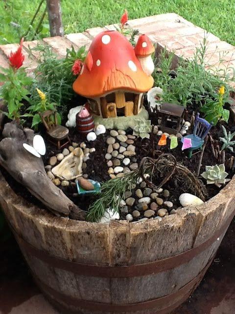 +75 Küçük Hobi Bahçeleri, Hayal Bahçeleri 4