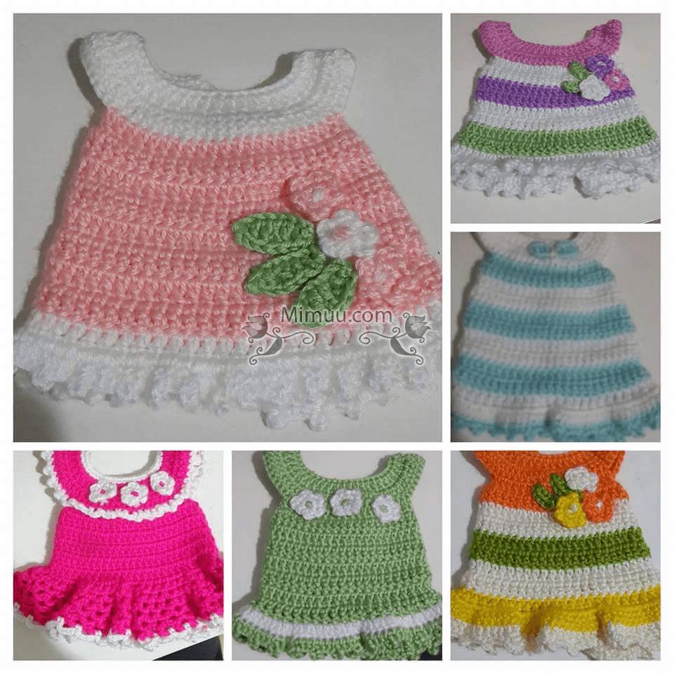 Amigurumi Bebek Elbisesi Yapımı – Amigurumi Models | 960x960