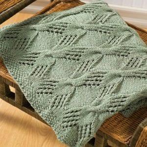 Ajurlu Saç Örgüsü Bebek Battaniye Modeli Yapılışı
