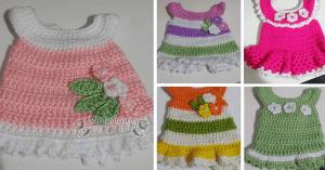 Amigurumi Bebek Elbise Modelleri