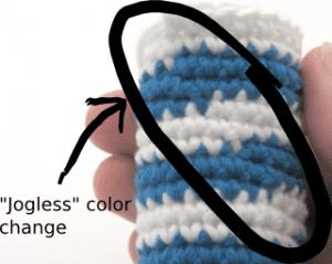 Amigurumi Renk Değiştirme Nasıl Yapılır ? 14