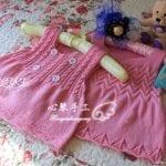 Bebek Örgü Yelek Modelleri Anlatımlı 1