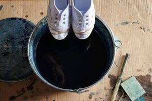 Bez Ayakkabı Nasıl Boyanır? 13