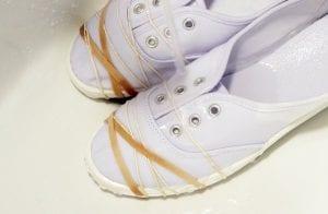 Bez Ayakkabı Nasıl Boyanır? 14