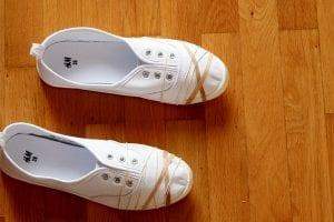 Bez Ayakkabı Nasıl Boyanır? 15