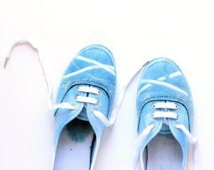 Bez Ayakkabı Nasıl Boyanır? 1