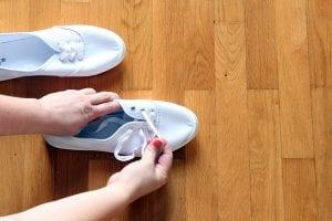 Bez Ayakkabı Nasıl Boyanır? 27